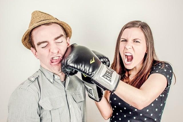 Mann gegen Frau in der IT